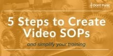 5 Steps To Streamline Your Workflow with Video